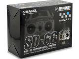 Sanwa SD-6G: Radiocomando 2,4 GHz 6 canali per Aerei e Elicotteri RC