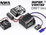 Sanwa Super Vortex TYPE-D: Regolatore di velocità per drift