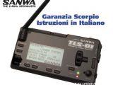 Sistema di telemetria Sanwa TLS 01 - Scorpio Modellismo