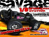 Speed Passion - Kit di conversione Brushless per HPI Savage