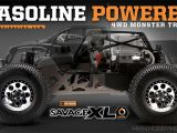 Savage XL Octane: il nuovo monster truck a benzina!