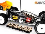 Motore brushless e regolatore Savox RAZOR per buggy 1/10
