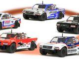 Team Associated SC18 - Carrozzerie Short Course Truck 1/18