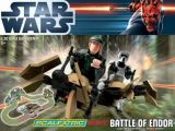 Scalextric Star Wars Death Star Attack + Battle Of Endor: le slot incontrano la fantascienza!