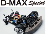 Yokomo D Max Special - Drift RC - Video Modellismo Dinamico