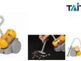 Taito Style emono Dyson vacuum cleaner - Aspirapolvere da tavolo e altri giocattoli USB - Gadget Blog