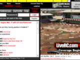Live streaming video per seguire in diretta i mondiali IFMAR 2010 di buggy - Tailandia