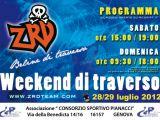 Weekend di Traverso a Genova il 28 e 29 Luglio - Drifting 1:10