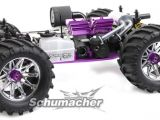 Schumacher Racing - Manic .36 Twin Monster Truck Nitro