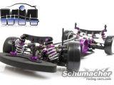 Schumacher - Mi4 EP Touring Car - Automodellismo Elettrico