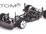 Schumacher SupaStox ATOM GT12 Circuit Car 1/12