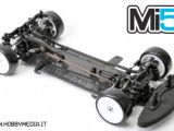 Schumacher Mi5 4WD Touring car kit in scala 1/10
