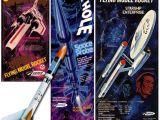 Razzimodellismo - Come costruire un Viper di Battlestar Galactica o una Enterprise di Star Trek che vola realmente