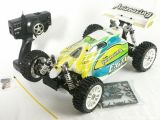 Scorpio - Avioracing E-GTX RTR buggy brushless scala 1/8