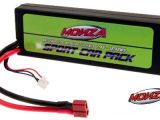 Scorpio: Batteria Monza Sport Car Pack 2 celle LiPo 7,4