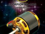 FlightTech Italia - Motore Brushless Scorpion HK-4525 Limited Edition per elicotteri classe 700