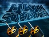 Scorpion HKIII-50 Series: Motori brushless per elimodellismo