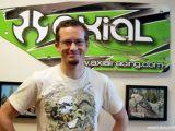 Axial - Nuovo sales manager per la ditta americana