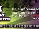 Motonica - 4 anteprime mondiali al Nuremberg Toy Fair