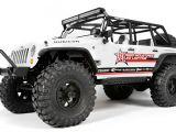 Axial SCX10 Jeep Wrangler C/R RTR - Safalero