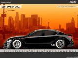 Calendario Modellismo della HPI - Settembre 2009  - Wallpaper da scaricare gratis