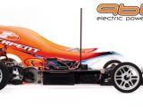 Serpent 966e Onroad EP - Automodello elettrico brushless 1/8