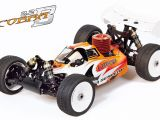 Serpent Cobra 811 Buggy 2.2: Buggy nitro in scala 1/8