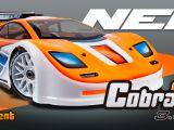 Serpent Cobra GT 3.0 KIT nitro e elettrica in scala 1/8