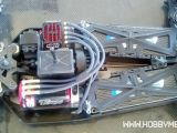 Serpent Cobra S811-Be KIT: Buggy brushless in scala 1/8 