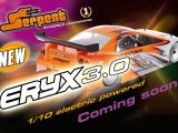 Serpent ERYX 3.0 - Touring car elettrica in scala 1/10