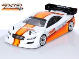 Serpent Natrix 748e Touring car in scala 1/10