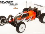 Serpent Spyder SRX2 - Buggy elettrica 2WD in scala 1/10