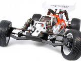 Serpent Spyder: Buggy 2wd elettrico 1/10 Mid Motor