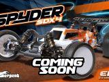 Serpent Spyder SDX4 Buggy 4WD in scala 1/10