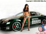 Donne e motori - Ashley Sarto: la modella sexy del tuning