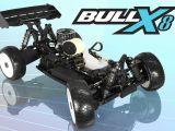 Shepherd Bull X8 buggy da competizione in scala 1/8