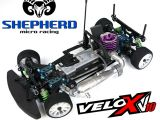 Shepherd Velox V10 - Touring Car a scoppio in scala 1/10 
