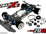 Shepherd Velox V8 2010 - Automodello da pista in scala 1/8
