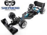 Shepherd Velox F1: Formula kit in scala 1/10