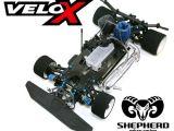 Shepherd Velox 4WD - Automodello da Pista Scala 1:8