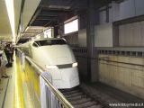 Shinkansen da Tokyo a Shizuoka...