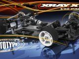 XRAY XII - Nuovo automodello in scala 1:12