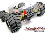 Schumacher E-Manic Concept Car - Monster Truck Brushless