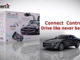 Silverlit Bluetooth Mercedes SLS AMG: l'automodello per iPhone di nuova generazione!