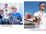 AMRC SIRIO - Chris Tosolini vince la quinta prova del Campionato Greco Cat. Nitro 1/10 Touring