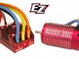 EZ Power MR Kong 2: Motore brushelss e ESC per Buggy, Truggy e Rally 1/8 - ITALTRADING
