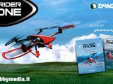Sky Rider Drone: Costruisci e pilota un quadricottero RC - In edicola la nuova raccolta a fascicoli deAgostini