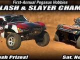 Desert Truck - Competizione di automodellismo della Traxxas