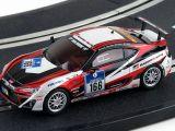 Slotcar Toyota 86 GAZOO 2012 - DSlot 43 Kyosho