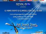Heli Smack Down in spiaggia a Rimini: programma della manifestazione di elimodellismo acrobatico